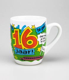 Mok- 16 jaar