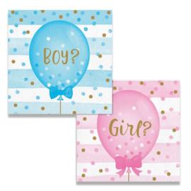 GR- Servet boy or girl