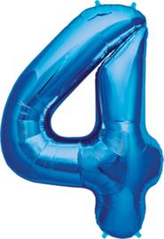Folie blauw 4