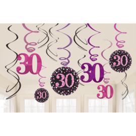 Pink 30 hang