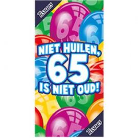 Tissue- 65 jaar