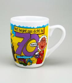 Mok- 70 jaar