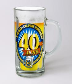 Bierpul-  40 jaar
