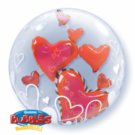 Valentijn- Double Bubble