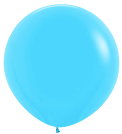 Topballon-  040 lichtblauw