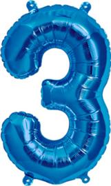 Folie blauw 3