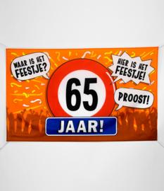 Vlag- 65 jaar