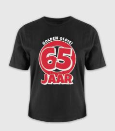 T-shirt- 65 jaar