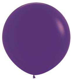 Topballon-  051 paars