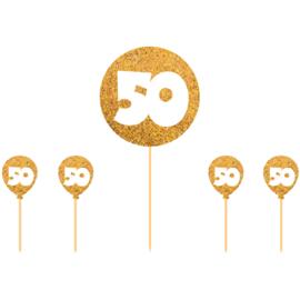 50- Cake Topper
