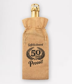 Wijnzak- 50 jaar