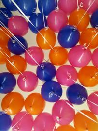 Heliumballon- Los met lint