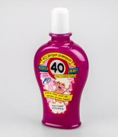 Shampoo- 40 jaar vrouw