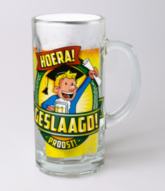 Bierpul-  Geslaagd