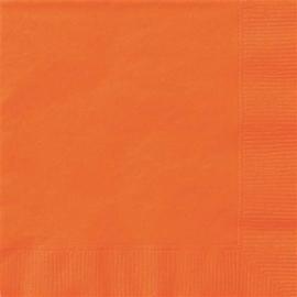Oranje- Servetten