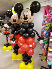 Pilaar- Mickey