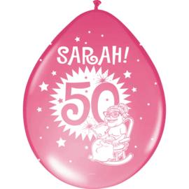 Sarah Explosion- Ballonnen
