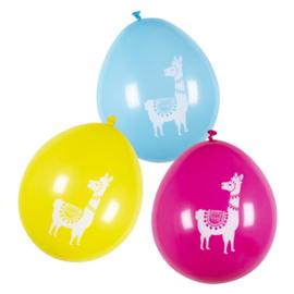 Lama- Ballonnen