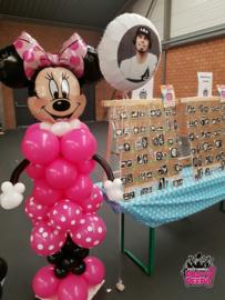 Pilaar- Minnie Mouse