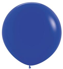 Topballon-  041 royalblauw