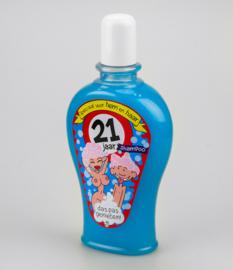 Shampoo- 21 jaar