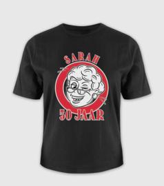 T-shirt- Sarah