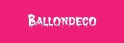 Ballondecoratie