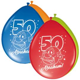 Abraham 50- Ballonnen