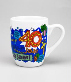 Mok- 40 jaar M
