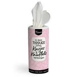 Tissues- Kusjes & knuffels