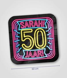 Neon- Schild Sarah