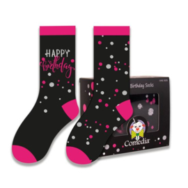Sokken- roze HB