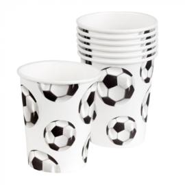 Voetbal- Bekers