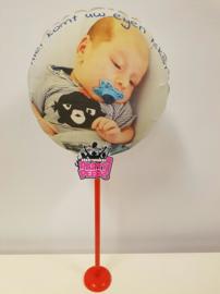 Fotoballon- Maxi Cute rond