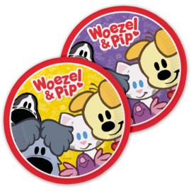Woezel en Pip- Borden