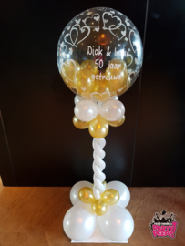 Mini Pilaar- Deco bubble