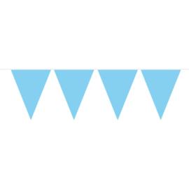 Lichtblauw- Vlaglijn XL