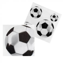 Voetbal- Servetten