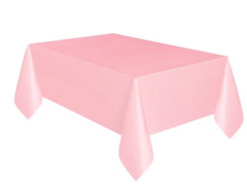 Licht Roze- Tafelkleed