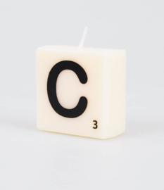 Letterkaars- C