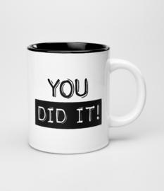 Mok- You did it