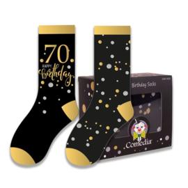 Sokken- goud 70
