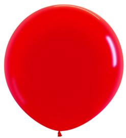 Topballon-  015 rood