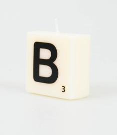Letterkaars- B