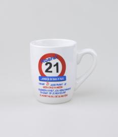 Mok- 21 jaar