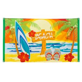 Beach- Vlag