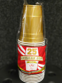 American Cups- Gold