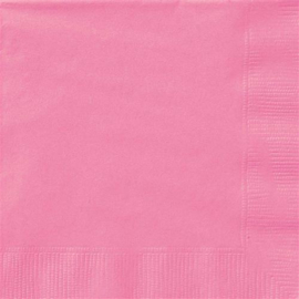 Licht Roze- Servetten