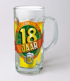 Bierpul-  18 jaar