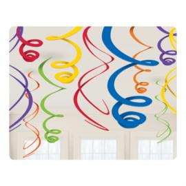 Multi- Swirls
